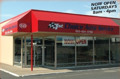 First Choice Auto >> About 1st Choice Auto Service Tigard Clackamas Or